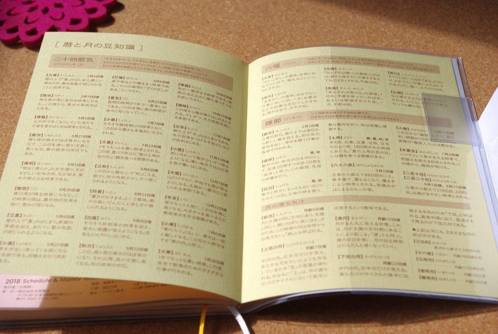 暦と月の豆知識